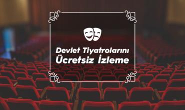 Engelli Bireyler İçin Ücretsiz Devlet Tiyatroları Gösterileri