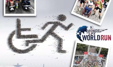 Rame, Wings For Life World Run'da!
